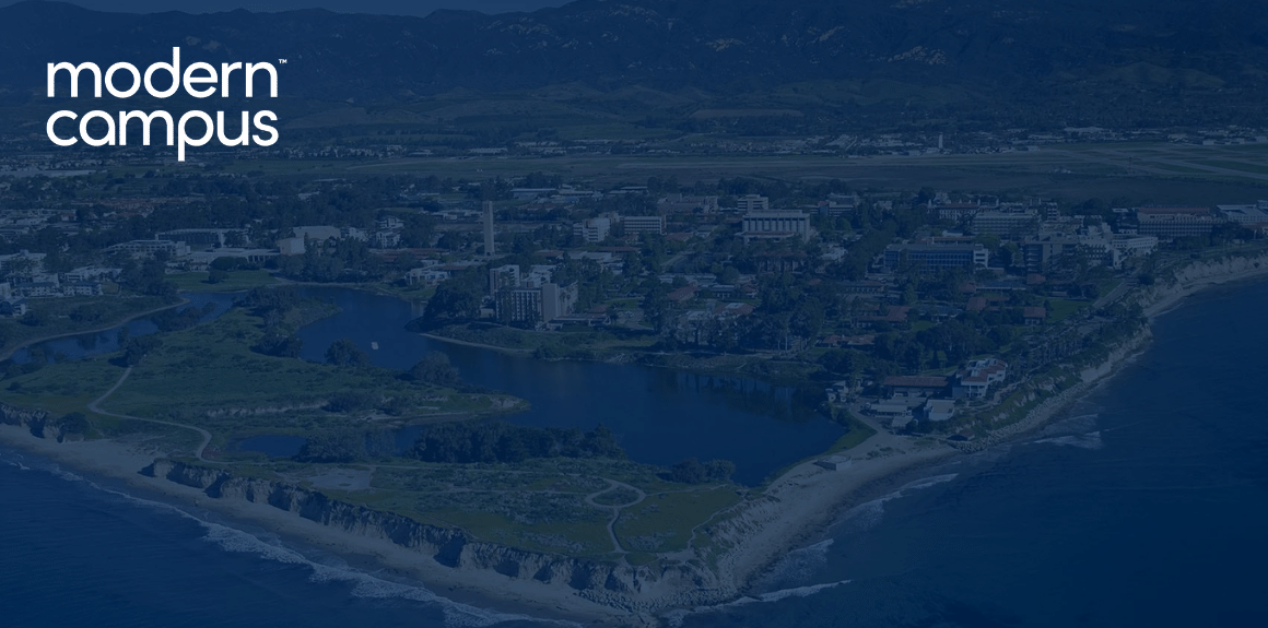 University of California, Santa Barbara is a Modern Campus customer.