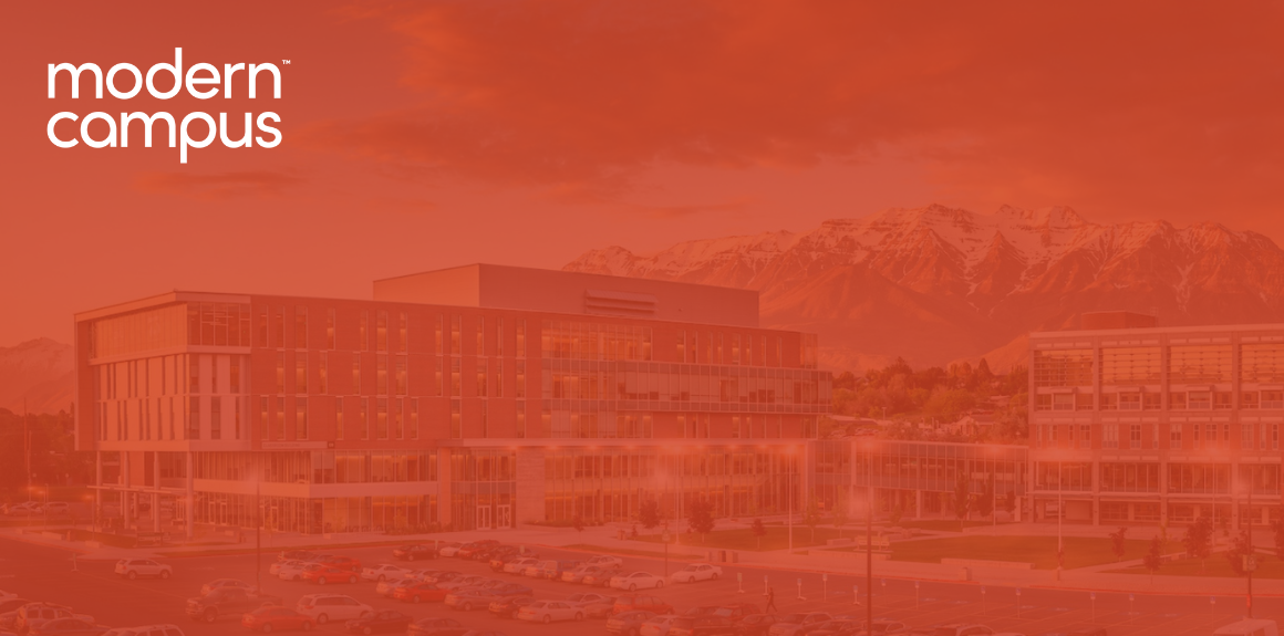 Utah Valley University Rebrands and Paves the Way for Website Excellence